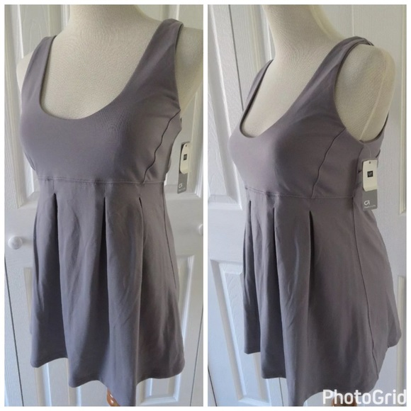 63 Off Gap Tops Nwt Gap Body Fit Yoga Workout Tank Top