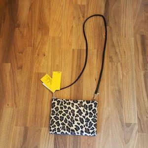 H&M Leopard print Body Crossbody Bag