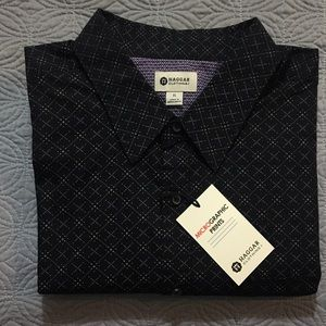 Haggar Other - Men's button down dress shirt. HAGGAR Clothing.