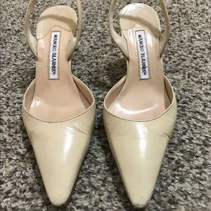 Manolo Blahnik Shoes - Manolo Blahnik Pumps
