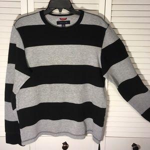 Tommy Hilfiger Other - Tommy Hilfiger Pullover Stripe  Shirt