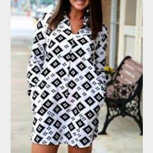 Dresses & Skirts - Southwest Shirt Dress
