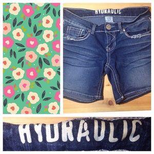 Hydraulic Pants - 🍷1-HOUR-SALE🍷•Denim•Bermuda Shorts