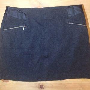 Willi Smith Dresses & Skirts - ☀️FLASH SALE🔴‼️️WILLI SMITH❤️💖 gray black trim