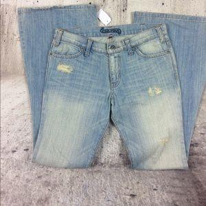 LF Denim - CARMAR destroyed flare jeans