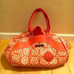Petunia Pickle Bottom Handbags - Petunia Picklebottom weekender diaper bag