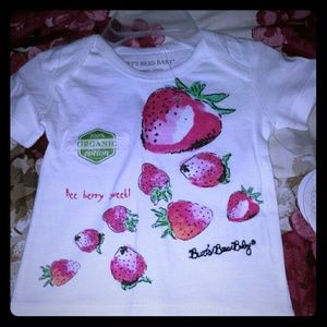 Burt's Bees Baby Other - Nwt Burts bees baby top 0-3 months organic
