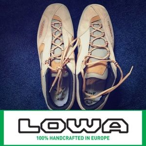 Lowa Shoes - Lowa trail shoes