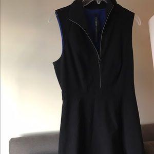 Andrew Marc Dresses & Skirts - black sleeveless dress with zipper.