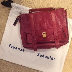 Proenza Schouler Handbags - EUC Proenza Schoulder PS1 Large