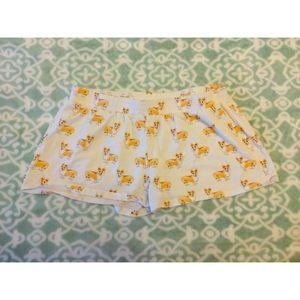 909b9cdf Crop Stop Intimates & Sleepwear   Corgi Pj Shorts   Poshmark