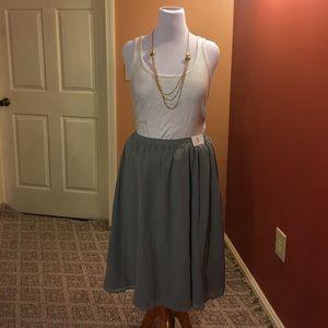 GAP Dresses & Skirts - 🕶SUMMER SALE🕶GAP chiffon skirt NWT