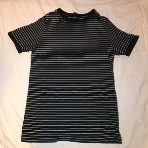 21men Other - Navy Striped Tee