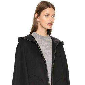 Mackage Jackets & Blazers - Mackage Padma Hooded Cape NWT