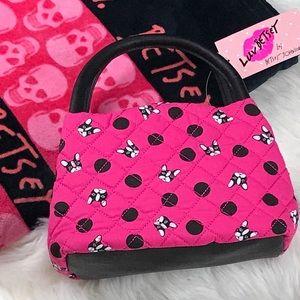 Betsey Johnson Handbags - BETSEY Frenchie lunch bag