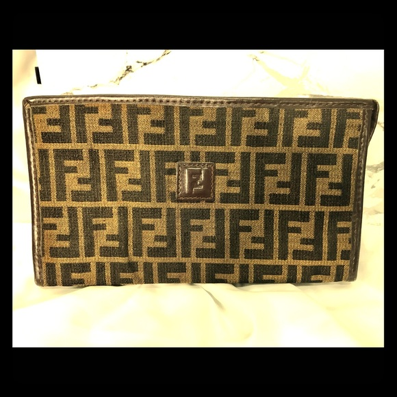 d319a1c0b1d Fendi Handbags - Authentic Fendi makeup 💄 bag 💼