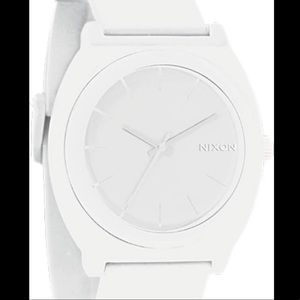 Nixon Accessories - Nixon White Cream Watch