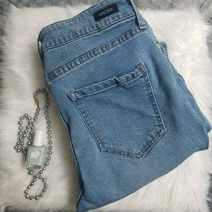 Liverpool Jeans Company Denim - Liverpool Jeans Company Skinny Bootcut Jeans sz 4