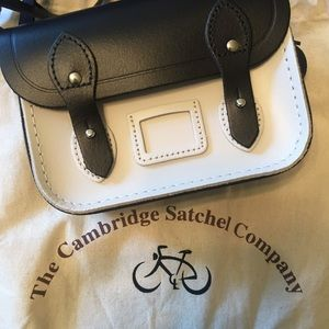 The Cambridge Satchel Company Handbags - Leather Crossbody Bag