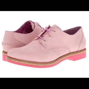 Sperry Top-Sider Shoes - Pink Sperry Oxfords