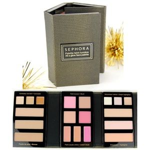 Sephora Other - Sephora All A Glow Contouring Face Palette