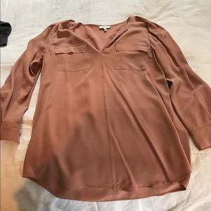 Joie Long Sleeved Blouse