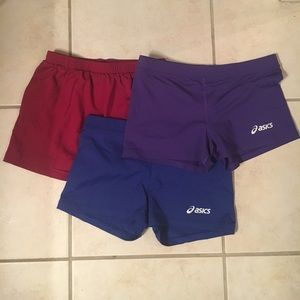 Asics Pants - Bundle Asics spandex