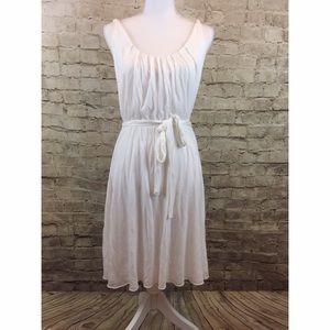 Velvet Dresses & Skirts - Velvet by Graham & Spencer White Dress