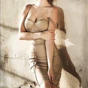 Marciano Dresses & Skirts - Marciano Bustier Carmella Corset Dress