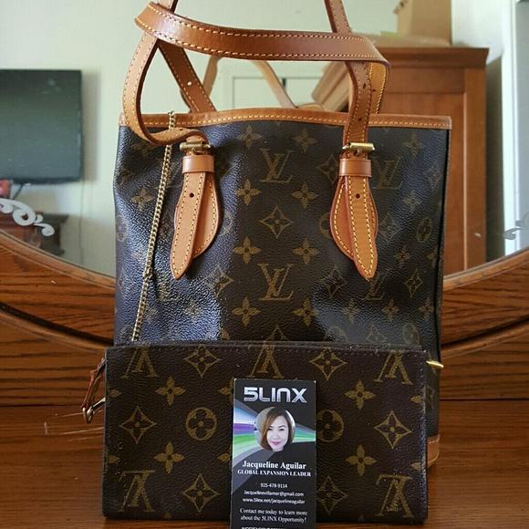 f5b859c441fe Louis Vuitton Handbags - Authentic Louis Vuitton Bucket Pm small with Pouch.  princessjacque. princessjacqueUpdated Apr 23 ...