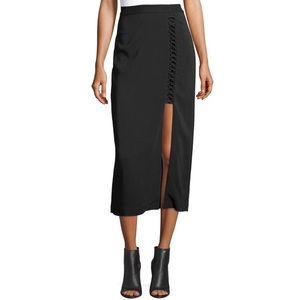 A.L.C. Dresses & Skirts - A.L.C. Lace Up Pencil Skirt