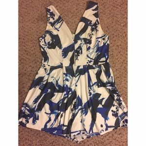 OASAP Dresses & Skirts - Patterned romper