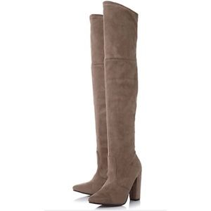 NEW Steve Madden 'Rocking' Over the Knee Boots