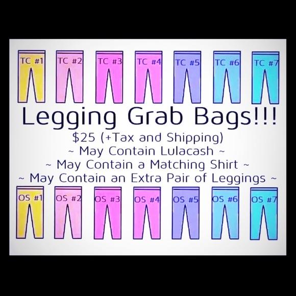 7ace73fc054f32 LuLaRoe Pants | Mystery Leggings | Poshmark