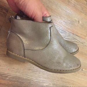 GAP Other - Gap metallic boots 10c