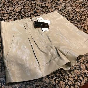 BCBG Pants - BCBG sandy cream shorts