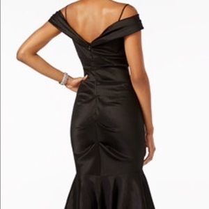 Xscape Dresses & Skirts - Xscape black gown.