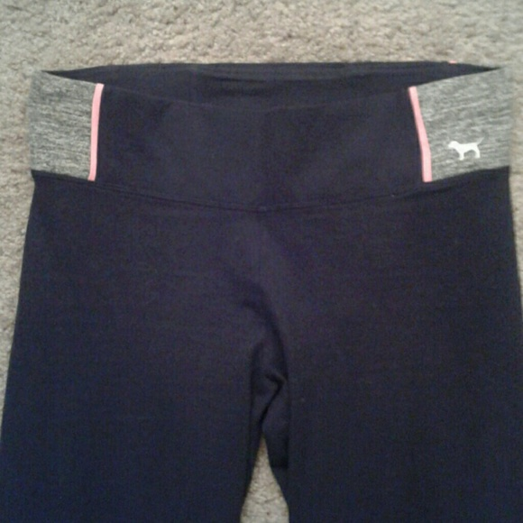 Yoga pants with side cutouts-6109
