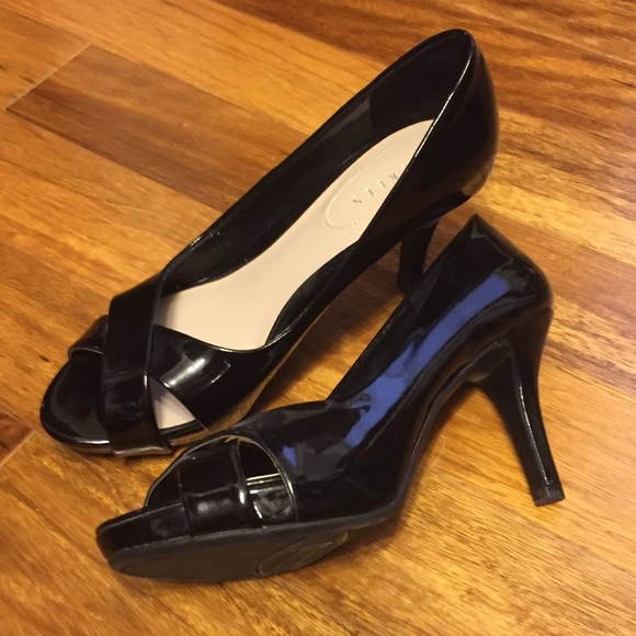 Nickels Patent Leather Shoes