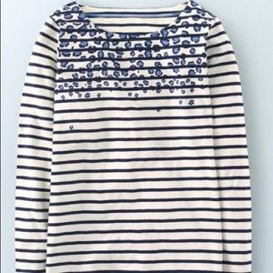 ISO Boden placement print top in size 6