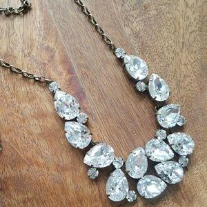 Sorrelli Jewelry - Sorrelli | Statement necklace in clear Crystal