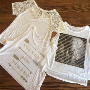 Tops - Bundle shirts