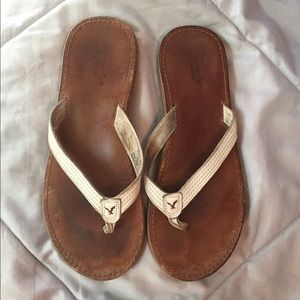 American Eagle Outfitters Shoes - American Eagle Flip Flops