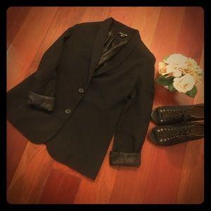 Forever 21 Jackets & Blazers - Forever 21 Black blazer size M
