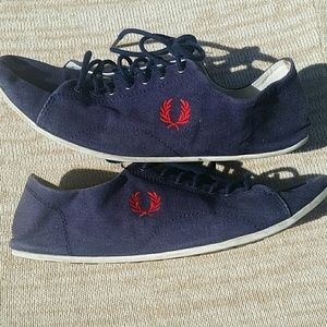 Fred Perry Shoes - Fred Perry Tennis Shoes