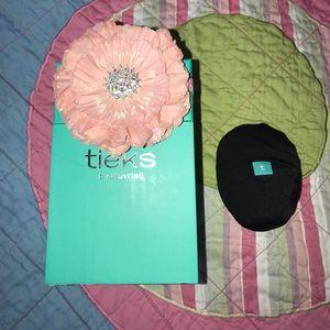 Tieks Shoes - Tieks box & bag