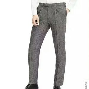 Banana Republic Other - Banana Republic slim fit herringbone dress pants