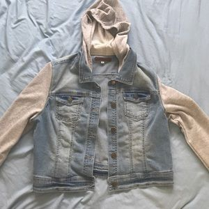 Wallflower Jackets & Blazers - Jean jacket