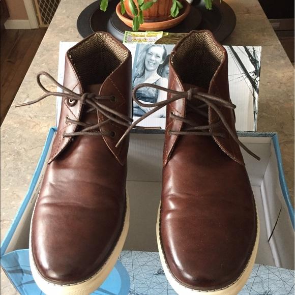 Savannah Harbor Shoes   Mens Boots