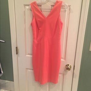 classiques Entier Dresses & Skirts - Sleeveless ponte V-neck dress
